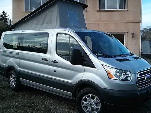 FULL Size Vans